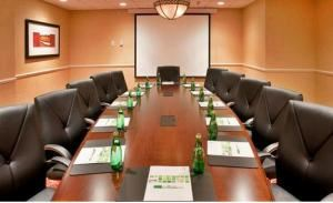 Executive Boardroom, Holiday Inn Lincoln-Downtown, Lincoln