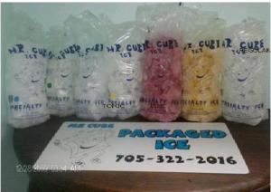 Mr Cube Packaged Ice