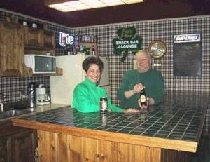 Pat's Place Snack Bar And Lounge, Birch Ridge Golf Course, Soldotna