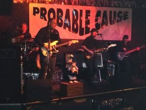 2 Hour Concert Package, Probable Cause, Portland — The Venerable M&M Lounge
