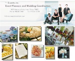 The Experts Event Planners and Wedding Coordinators