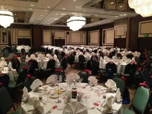 Holiday Party Package, Caribbean Cove Hotel And Conference Center, Indianapolis