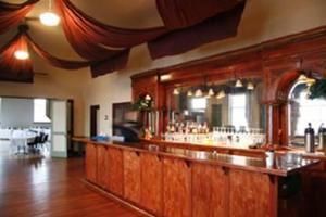 Banquet Hall Rental with Historic Back Bar, The Aerie Ballroom, Centralia