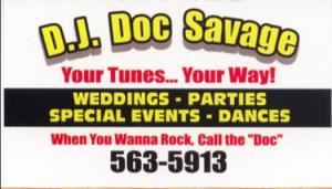 DJ Doc Savage