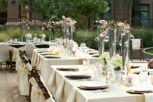 Wedding Package #3, Glamorous Centerpieces Rentals, Scottsdale