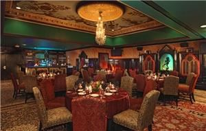 Foundation Room Seated Dinner - Menu A, House Of Blues & Foundation Room Las Vegas, Las Vegas — Shangri-La (Seated)