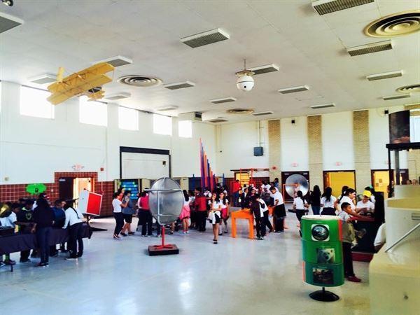 Insights el paso science museum el paso tx meeting place for Kids party rooms in el paso tx