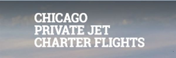 Chicago Private Jet Charter Flights  Chicago IL  Limousine