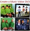 Create a Music Video DVD - Ft. Worth Area