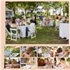 Ayla Photography and Design, Mississauga — Wedding storybook - greeting guests at the reception area