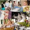 Ayla Photography and Design, Mississauga — Wedding storybook - Collage of events and surrounding area