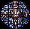 Transfiguration Spirituality Center, Cincinnati — Church of the Transfiguration Rose Window