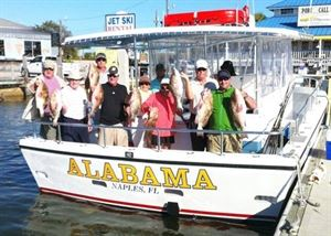 Alabama Party Boat Fishing