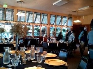 Clubhouse in Adair Village - Valley Catering