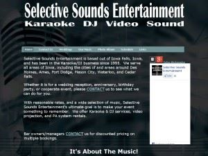 Selective Sounds Karaoke & Custom DJ Ser...
