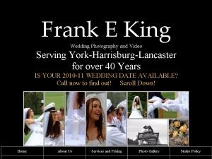 Frank E King Photography & Video