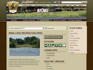Mina Lake Recreation Area