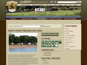 North Point Recreation Area