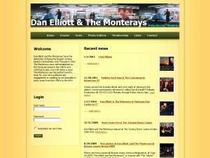 Dan Elliott & The Monterays