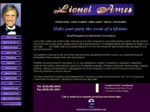 Lionel Ames Productions Music & Events
