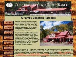 Cottonwood Cove
