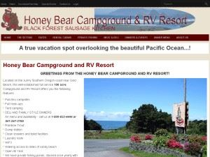 Honey Bear Campground & RV Resort