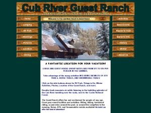 Cub River Guest Ranch