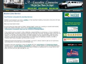 A-Executive Limousine