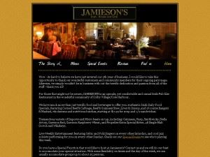 Jamieson's Irish House & Grill