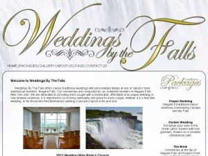 Weddings By The Falls-Planner
