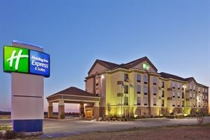 Holiday Inn Express Hotel & Suites Shawnee I 40