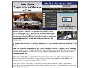 Silver Chariot Transportation And Concierge Services