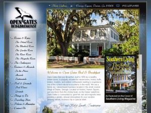 Open Gates Bed & Breakfast