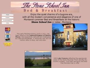 Stone School Inn Bed & Breakfast