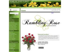 Rambling Rose Florist