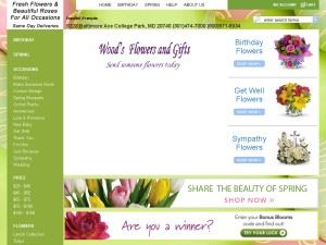 Wood's Flowers & Gifts