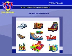 Bounce About Party Rentals, LLC