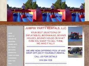Jumpin Party Rentals