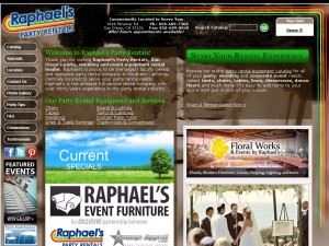 Raphael's Party Rentals