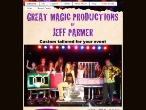 Magic by Jeff Parmer