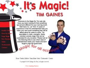 Magic By Tim