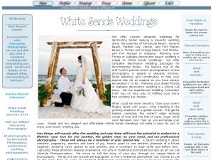 White Sands Weddings