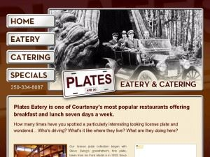 Plates Eatery & Catering Co.