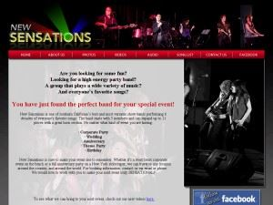Palm Springs Party Band - New Sensations