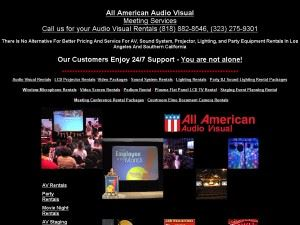 All American Audio Visual