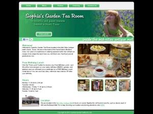 Sophia's Garden Tea Room