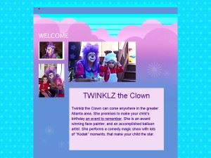 Twinklz The Clown