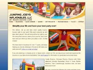 Jumping Joeys Inflatables llc