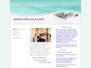 Jewish Lifecycle Events