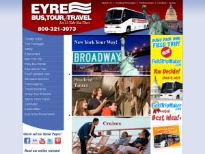 Eyre Bus Service, Inc